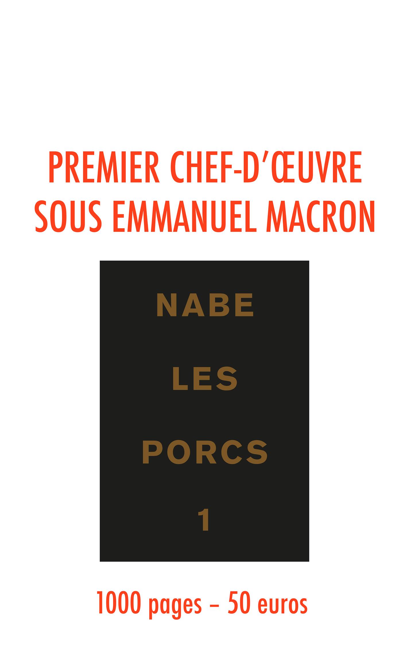 Marc douard nabe vitrine de l 39 crivain - Vente unique point com ...